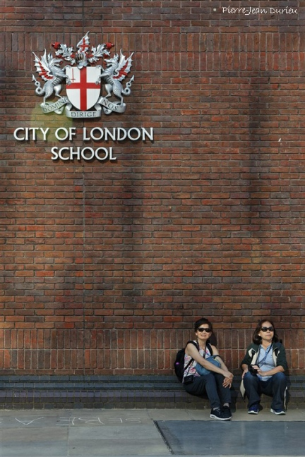 London School, Londres, 20 Avril 2018
