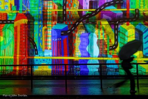 Fête des Lumières de Lyon, Décembre 2018
