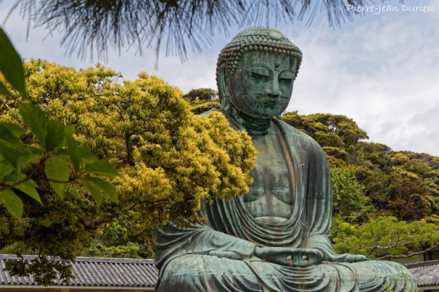 Bouddha de Kotoku-in, Kamakura, Mai 2019