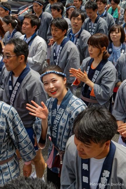 Kanda Matsuri, Tokyo, Mai 2019